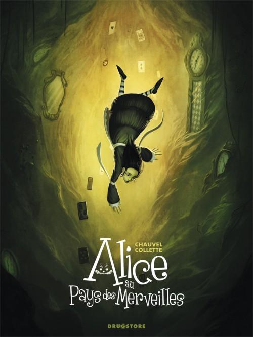 Alice au pays des merveilles - couverture