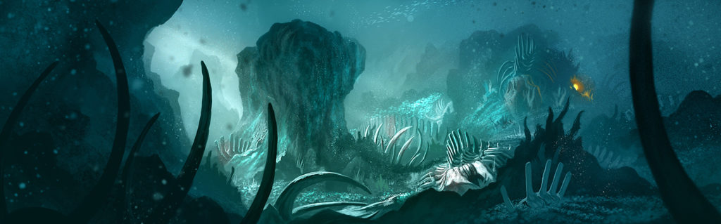 Carte Abyss kraken