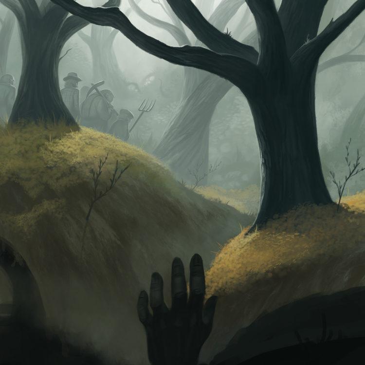 Le gondolier des ténèbres