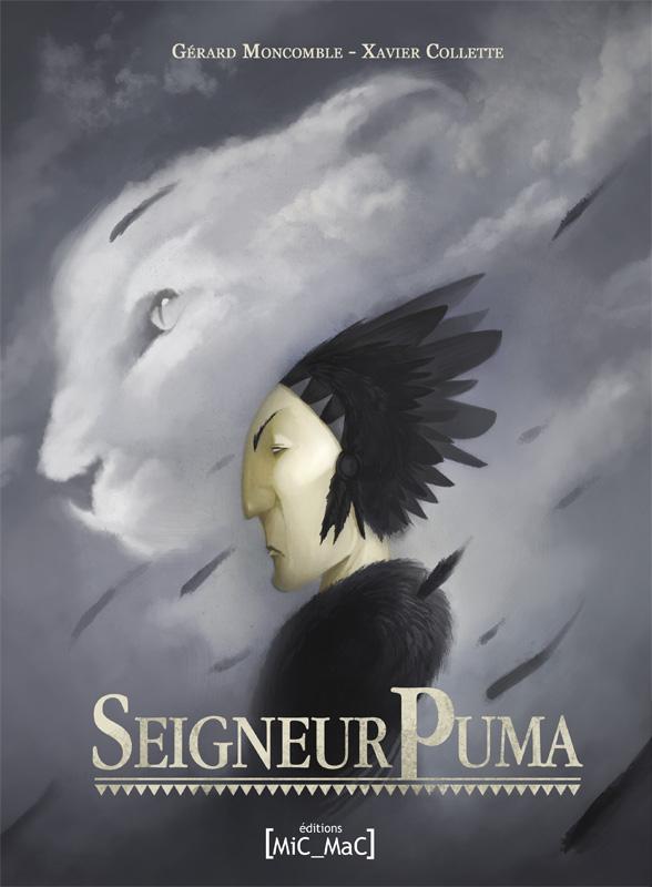 Seigneur Puma - couverture