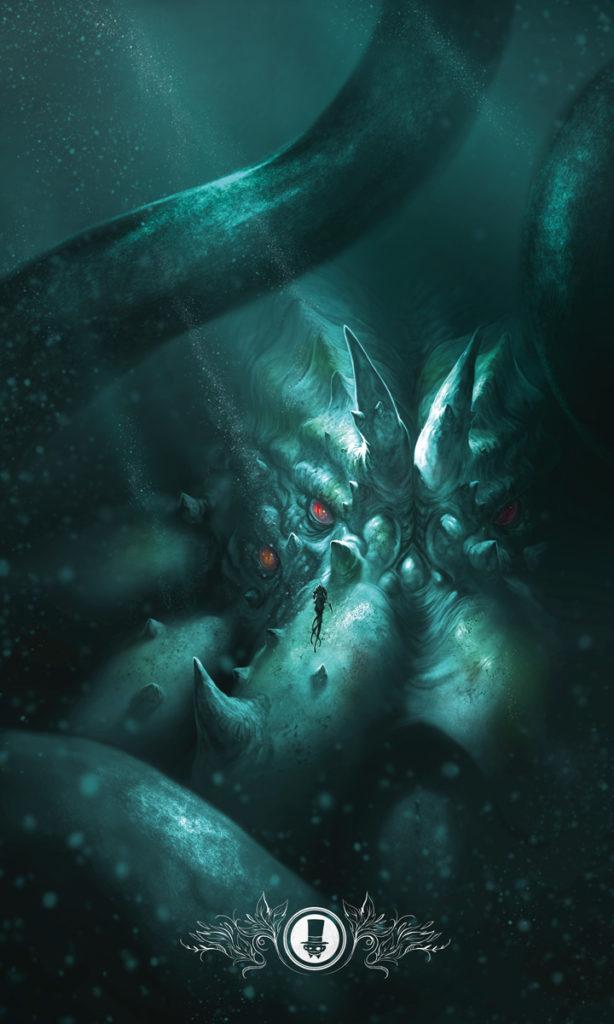 Abyss: Kraken - la couverture