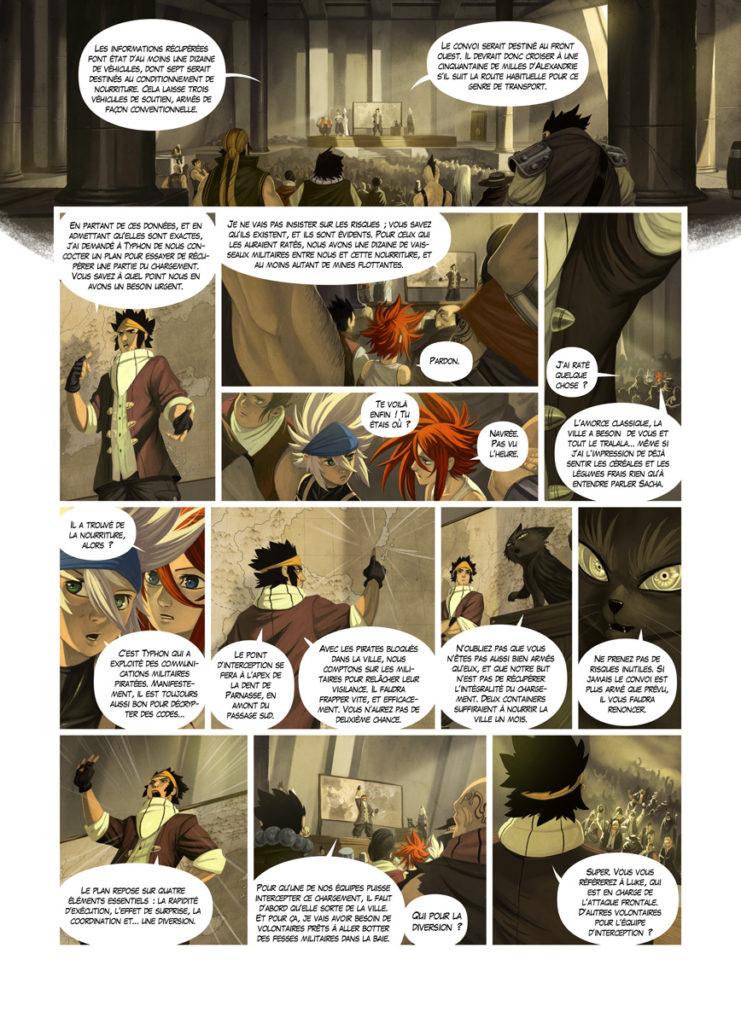 Soufflevent - pages intérieures