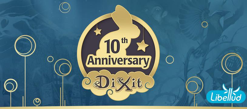 Dixit anniversary