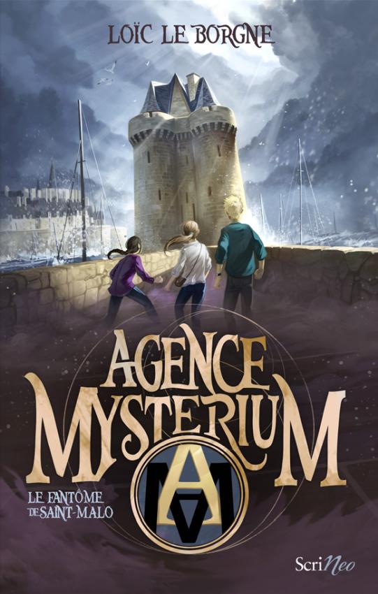 Agence mysterium: Le fantôme de Saint-Malo