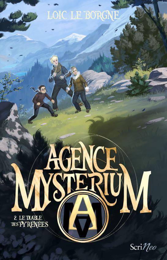 Agence mysterium: Le diable des Pyrénées.