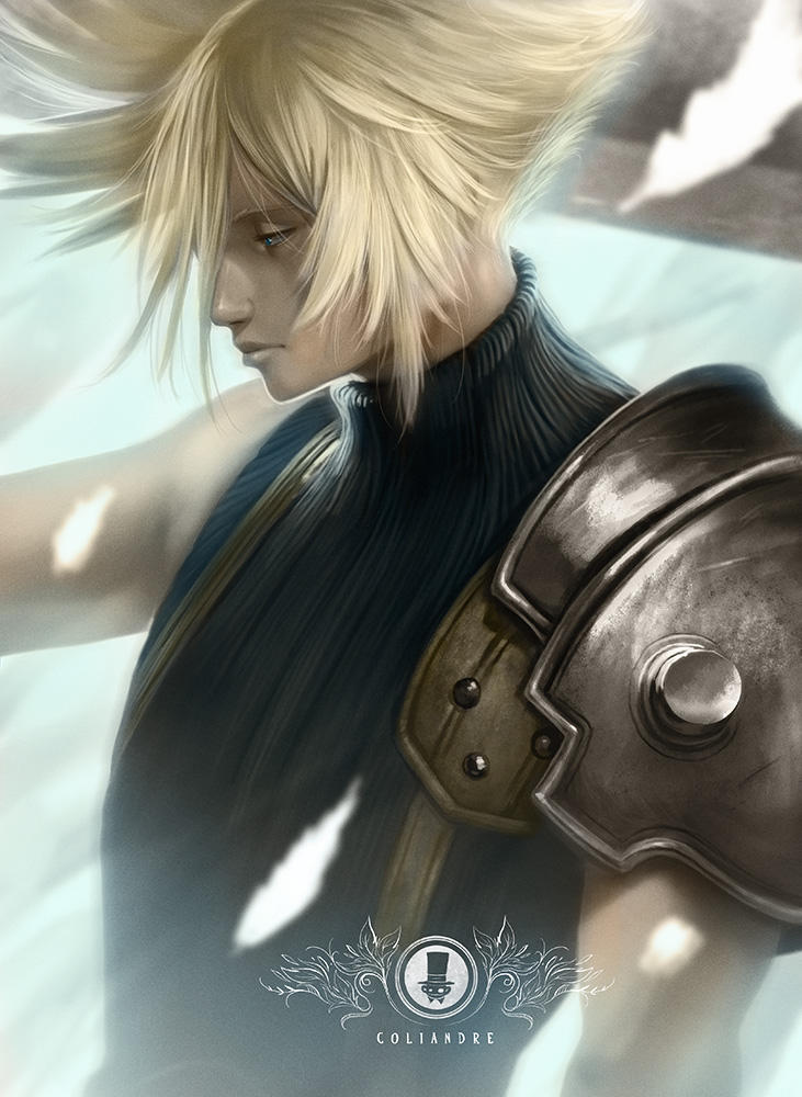 Fanarts - Cloud (Final Fantasy VII)