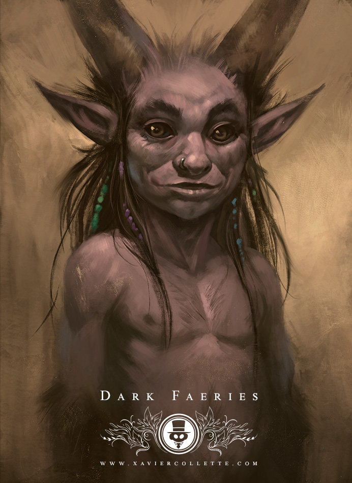 Dark Faeries