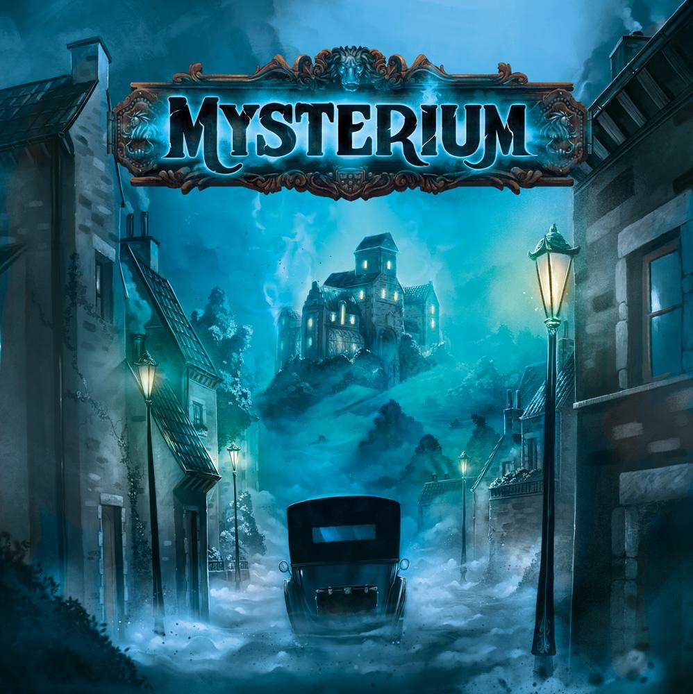 Mysterium - couverture