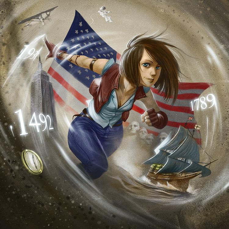 Timeline America 1