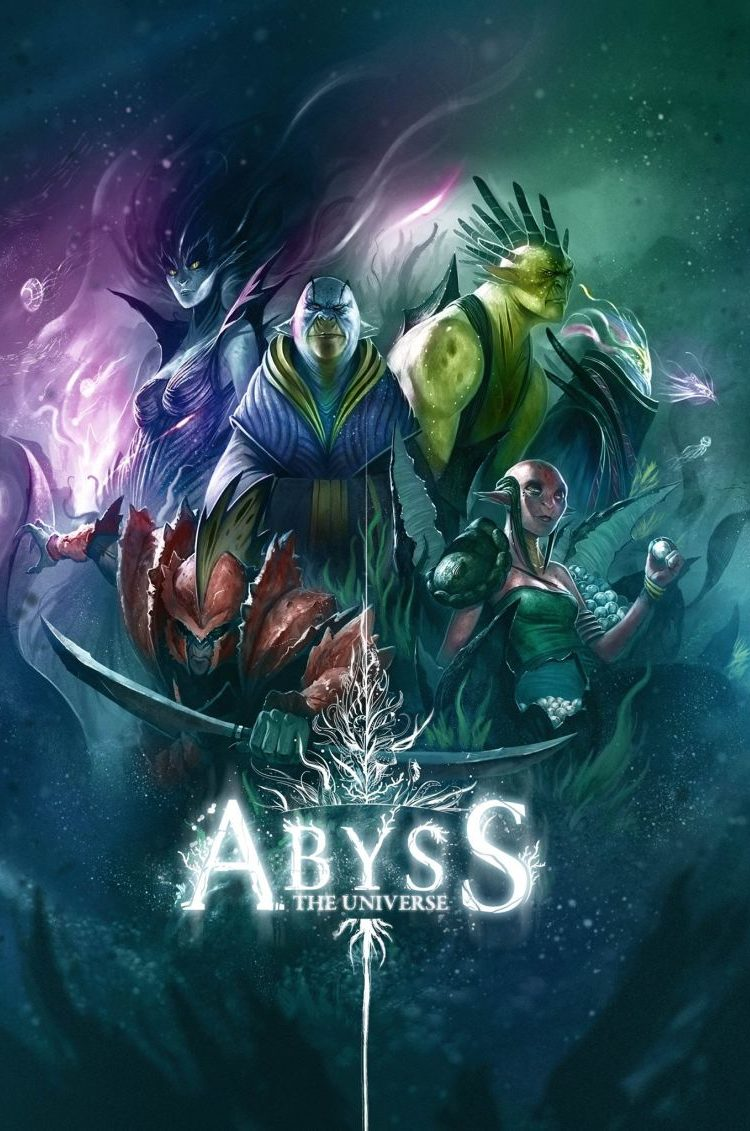 Abyss Universe Couverture