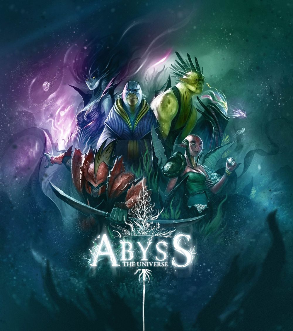 Abyss universe - couverture