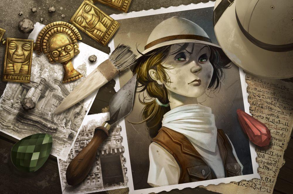 Mysterium - carte personnage