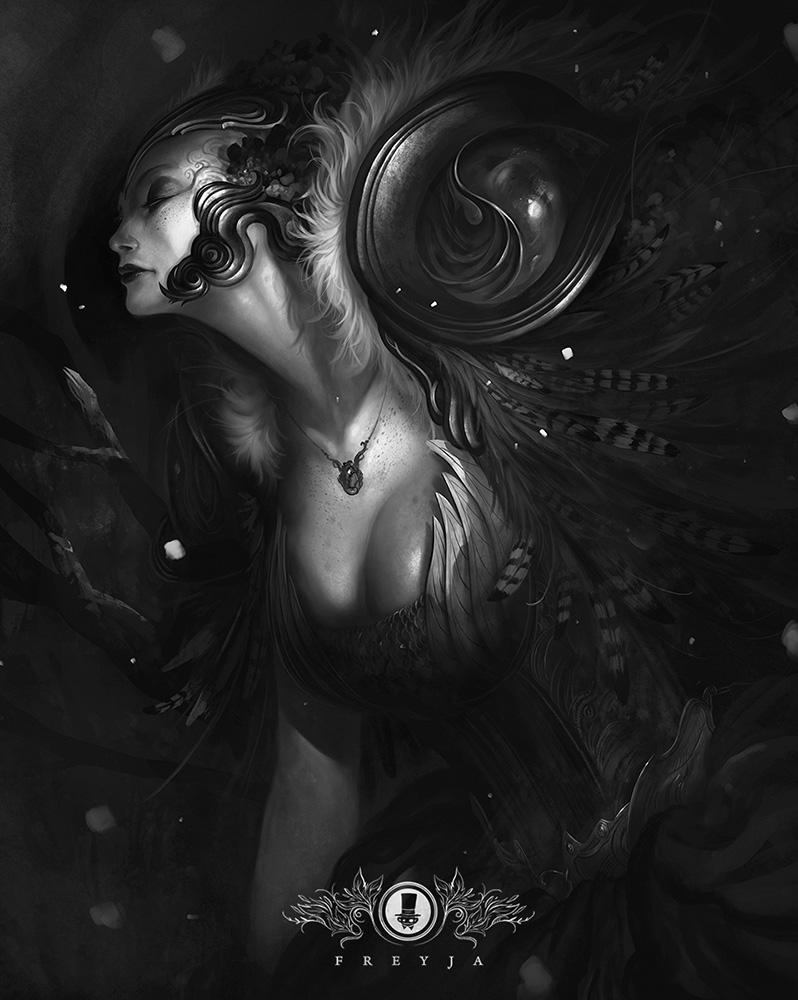 North Mythology - Freyja