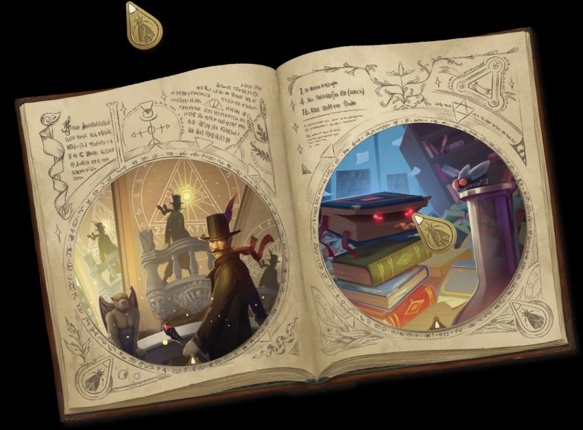 Obscurio book
