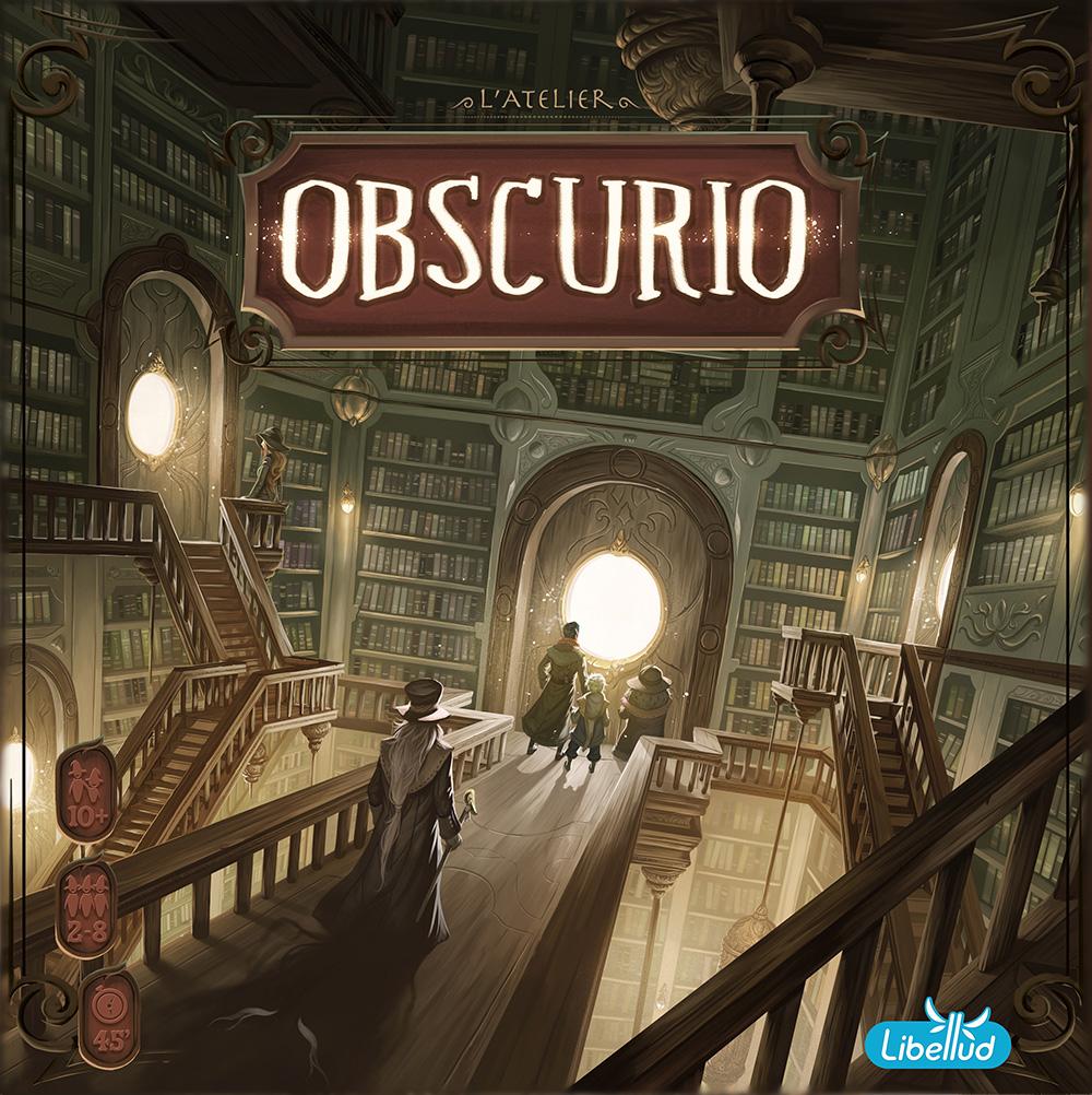 Obscurio cover