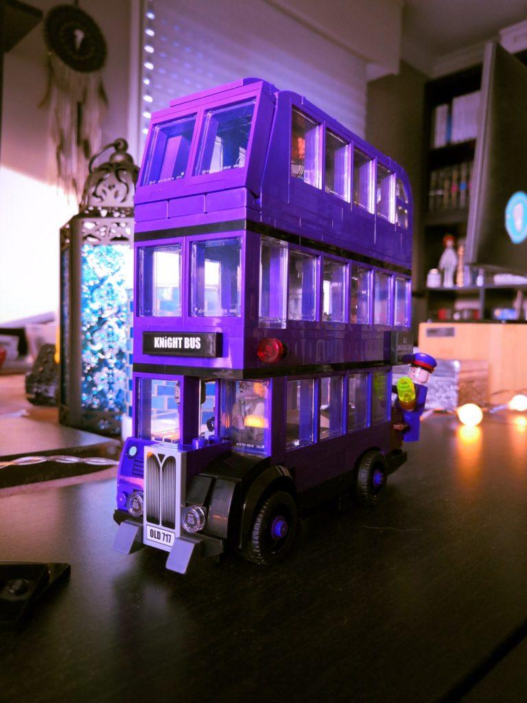 Le magicobus en lego