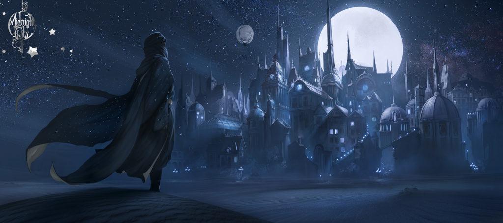 Illustration Midnight City