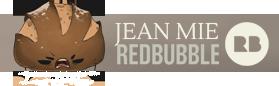 Jean Mie sur RedBubble